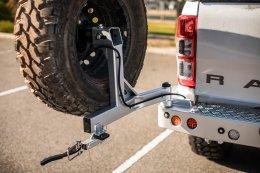 Ford Ranger MK1 Mk2 Mk3- MCC022-02 Rear Carrier Bar-Dual wheel carrier